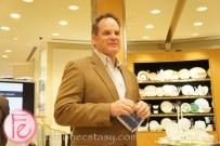 Royal Selangor Arcadia Collection Launch at William Ashley - Bob Borden