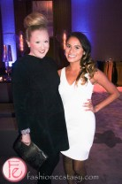 Jillian Lockwood and Mira Singh at Mount Sinai Hospital Auxiliary's 60th Birthday Bash Gala at The Ritz