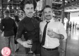 Frank Walker, Jesse Hayman suits and staches 2015 movember