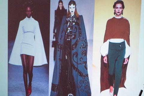 cape fashion trends fall/winter 2016