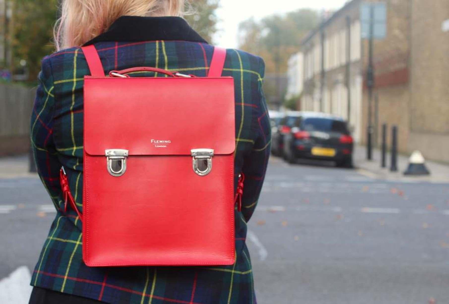 flemming london backpack