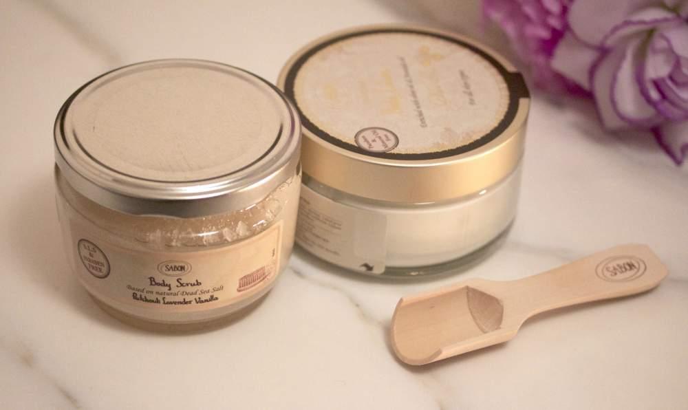 sabon skin care beauty blog blogger uk