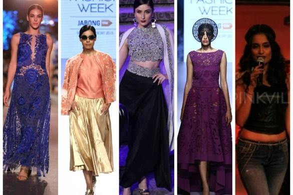 Lakme fashion week 2015 trends