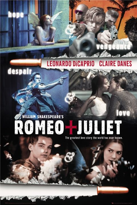 """romeo and juliet lurhman and Illiam shakespeare would not only approve of baz luhrmann's 1996 film """"romeo  + juliet"""", a modern film adaptation of his the most excellent."""