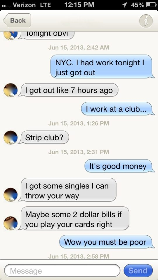 how to make a conversation on tinder