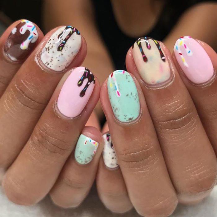Cute Summer Nail Ideas | Fashionisers©