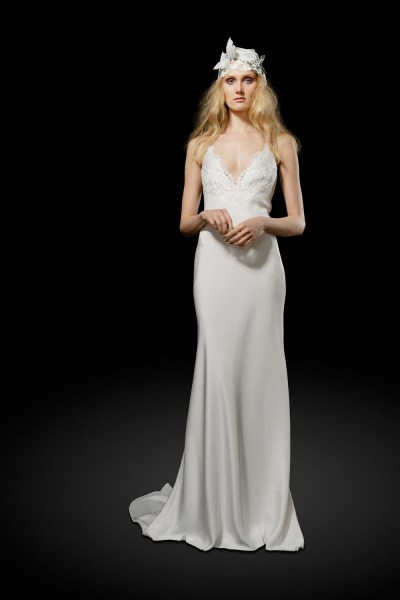 What to Wear Under Your Wedding Dress - Fashionista