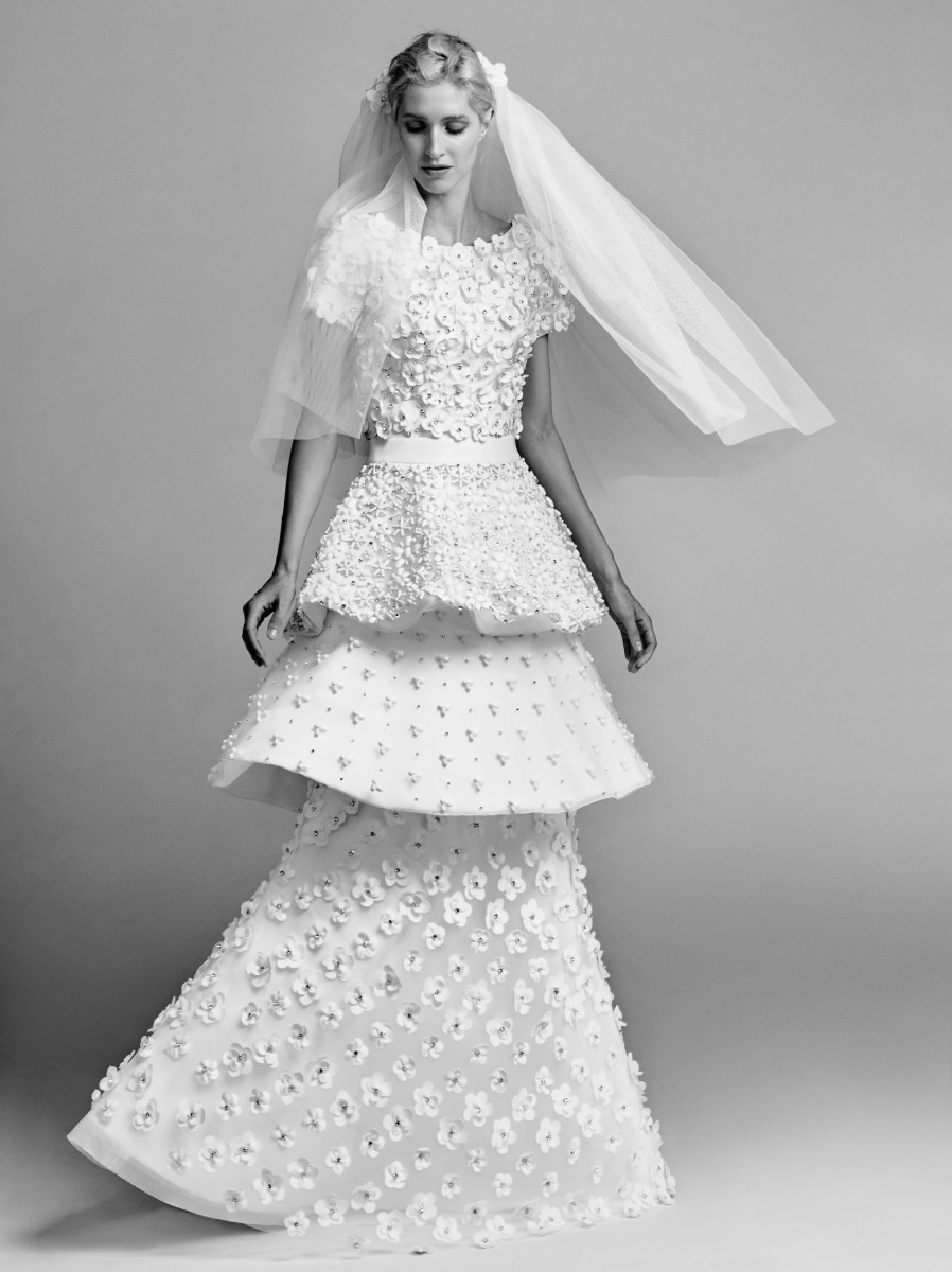best wedding dresses fall best wedding dress A look from the Viktor Rolf fall bridal collection Photo Courtesy