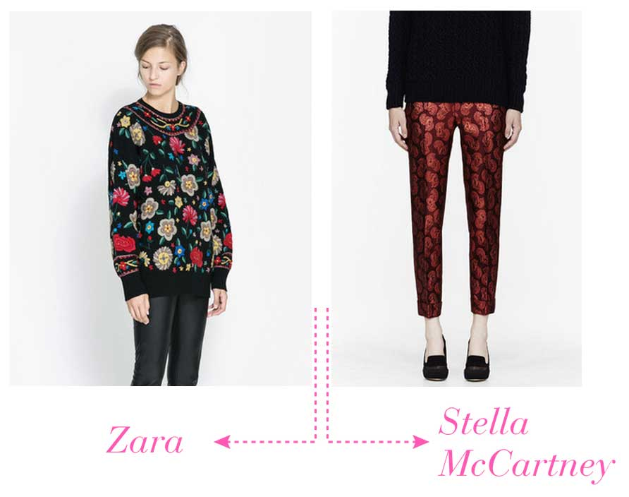 Zara-sweater_Stella-McCartney-pants