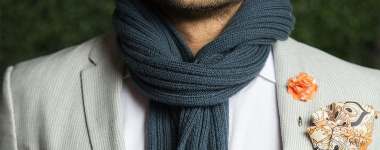 Mens Designer Scarves Main 2