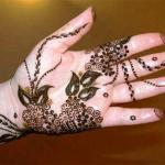 Latest Beautiful Henna Mehndi Designs Collection 2012-13 For Bridal (1)