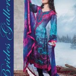 Brides Galleria Pure Cotton Lawn Dresses 2013 For Women (2)