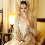 Latest Pakistani Bridal Lehanga Dresses 2013