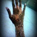 Beautiful Mehndi designs for bridal (3)