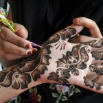 Bridal Mehndi desgins collection (1)