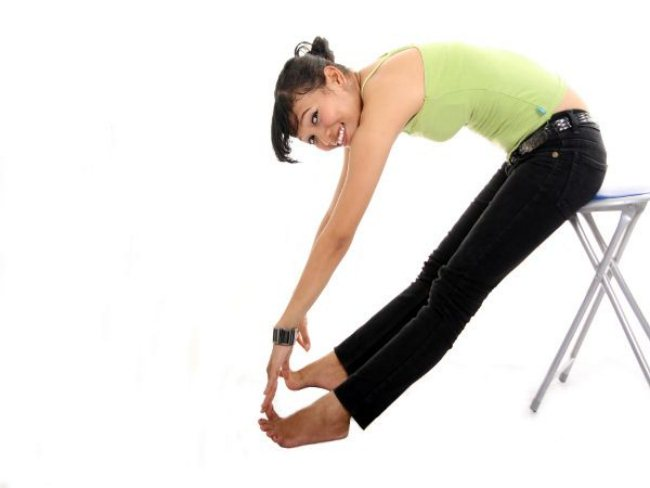 Chair Exercise to loose your weight (4)