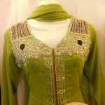 Formals nice party wear dress collection 2013 (4)