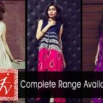 Javeria Zeeshan summer lawn dress collection 2013 (3)