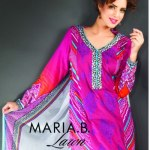 Maria B Summer dress collection for women (3)
