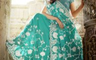 Natasha Couture Party saree and lehnga collection (6)