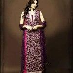Tareez party wear lehenga collection (2)