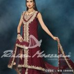 Trendy and Stylish Bridal Dress accumulation By Rizwan Moazzam (5)