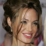Angelina Jolie actress long hairstyle (4)