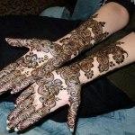 Arabic Mehndi Designs for girls 2013-2014 (1)