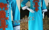 Hamailz hand embroidery ready to wear dresses (6)
