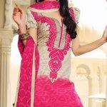 Indian Classy Churidar Suits For women 2013 (1)