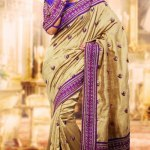 Indian beautiful Party wear saree dress for girls