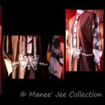 Manee Jee party wear Shirts For Girls