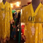 Naureen Arbab party casual dress for girls 2013 (8)