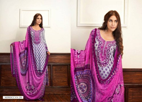 Zaheer Abbas New Lawn Collection by Shariq Textile