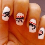 Beautiful nail designs for girls and women 2013 (9)