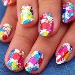 Beautiful nail designs for girls and women 2013 (7)