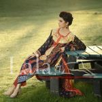 Blossom by Lala Textile Latest Eid Lawn Collection 2013 018