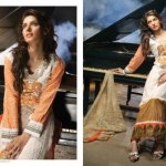 Kiran Komal Pearl summer wear dress collection for girls by Shabbir textile ltd (15)