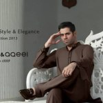 Nabeel and Aqeel Eid kurta collection for men 2013 (4)