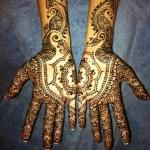 Arabic Mehndi Designs 2013 For Young girls (1)