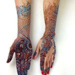 Easy Eid Mehndi Designs 2013-2014 (7)