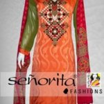 Senorita Fashions Wedding Wear Dresses 2013 For Women (5)