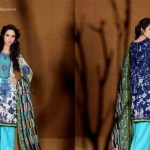 Afreen By Lala Embroidered Winter Dresses 2013 For Women and Girls (1)