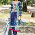 Dress Republic Girls Embroidered Lawn Prints (6)