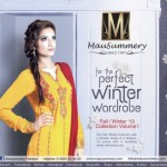 Mausummery Fall Winter Collection 2013 For Women (2)