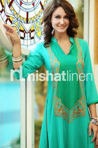 Nishat Linen Winter Collection 2013 For Girls (1)