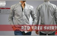 Red Tree Casual Shirts For Men (1)