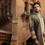 Arsalan Iqbal Men's Sherwani Collection 2013-14 (3)