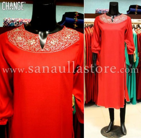 Change Girls Casual and Formal Winter Dresses (6)