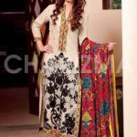 Charizma Elegance Amazing Beautiful Winter Dresses For Women Vol 2 (4)